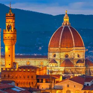 The Duomo in Florence is one of the most iconic buildings in the world. We visit Florence during our Chianti Vacations