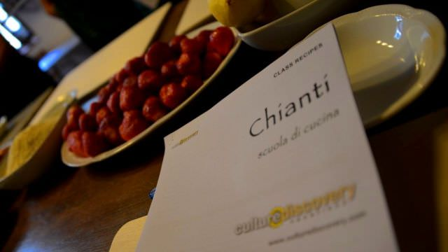 All of our Chianti cooking classes include recipe books so favorite recipes can be replicated at home