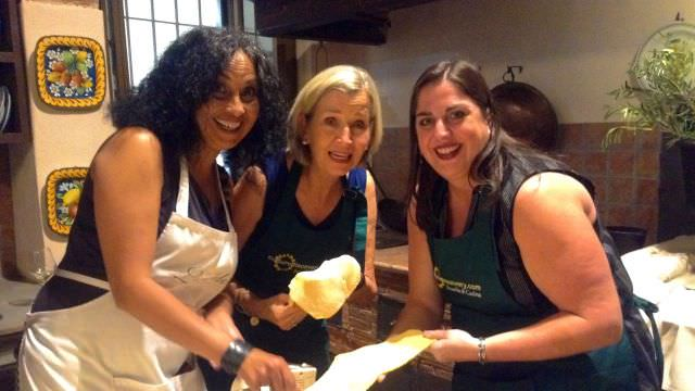 Learning how to make pasta from scratch is one of the best ways to soak of the beautiful and rich Italian culture