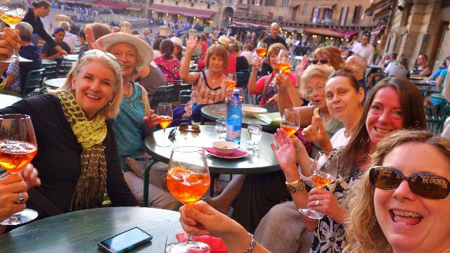 An afternoon spritz is a small example of how deep we dive into everyday Italian culture