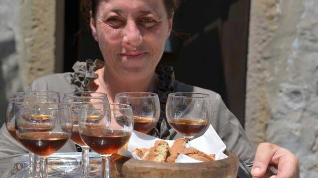 Vin Santo is a great finisher to a wonderful Tuscan meal, we'll taste many varieties on our Chianti vacation