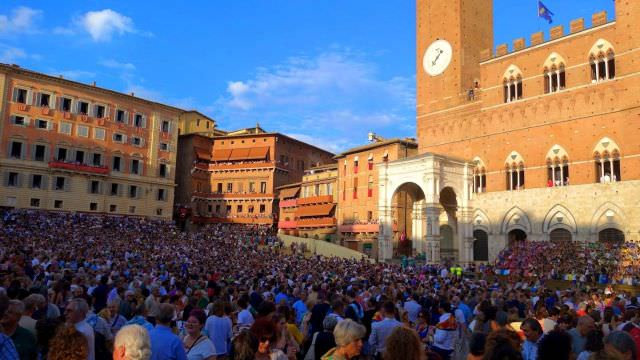 The Palio horse-race in Siena is more than just a race. It is the life-blood of every citizen and a wonder to behold.