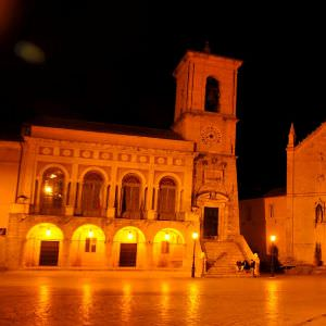 Norcia it is a small village in Umbria, in the national park of sibillini mountains, base of our experential and cooking
