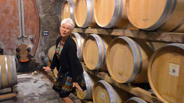 Our Norcia vacation in Umbria features a tour of a wine cellar famous for its Sagrantino wine
