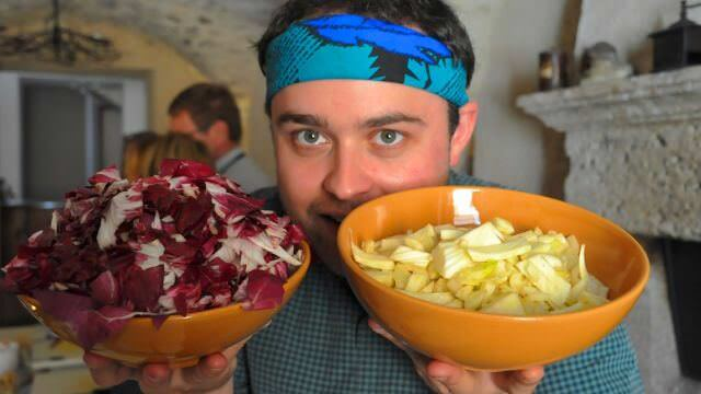 Our cooking classes in Umbria always include alternatives for vegetarian and vegan guests