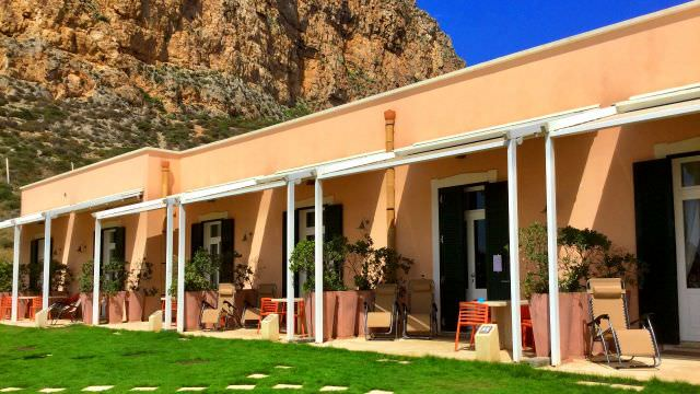 "We stay in the cutest ""Casitas"" during our vacation week in Favignana, Sicily. Each place is wonderfully accom"