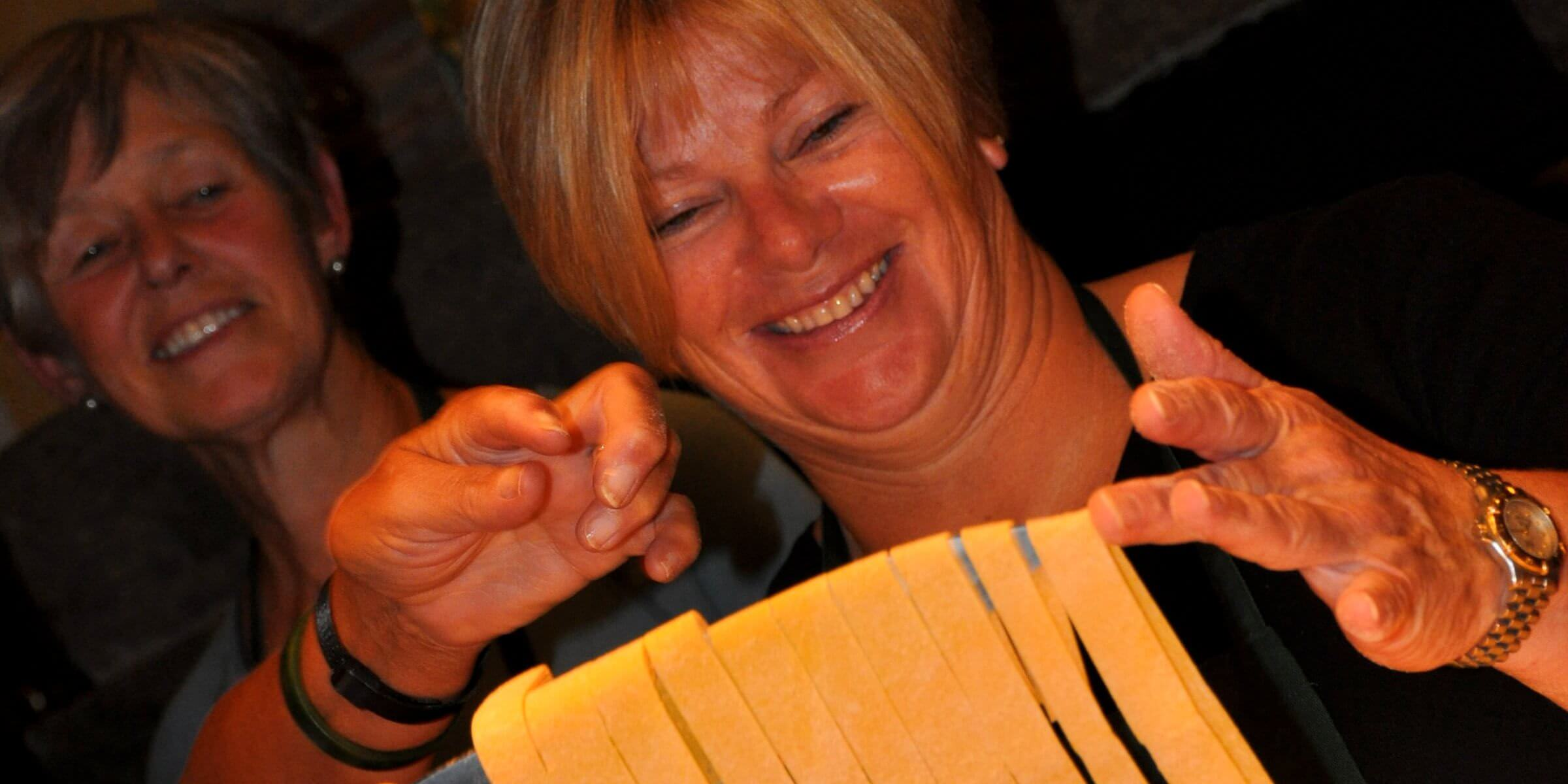 Hands on cooking classes in Italy