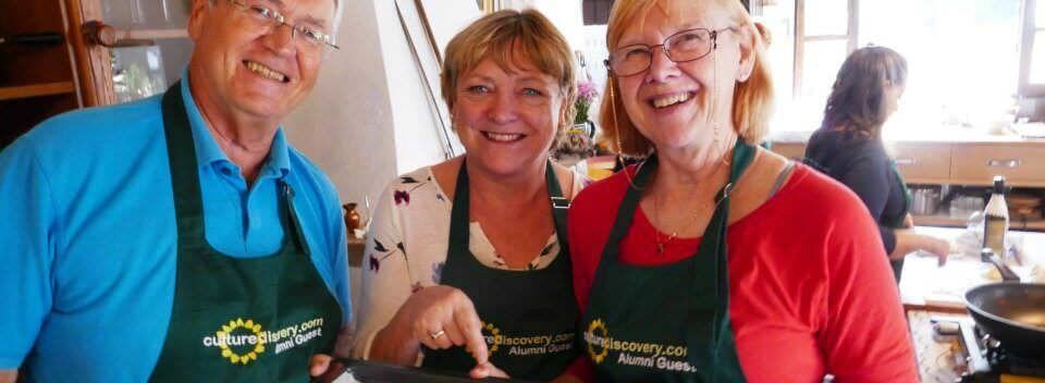 Poruguese cooking classes