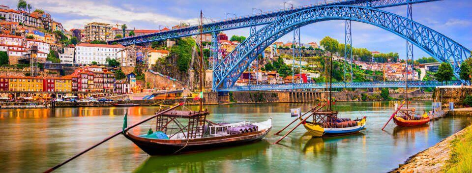 Porto - Lovely port town in northern portugal